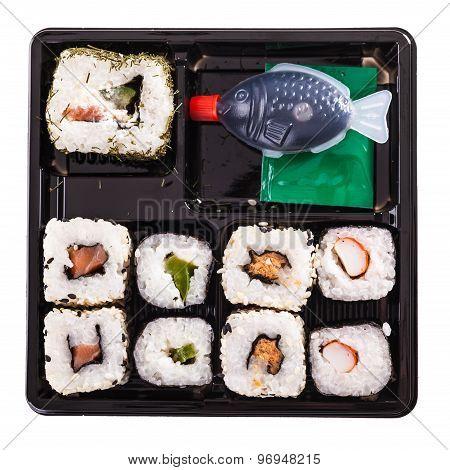 Sushi Box Top