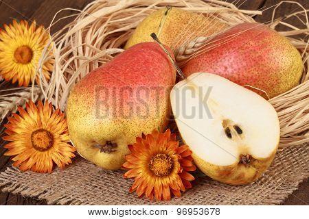 Pears Fruit
