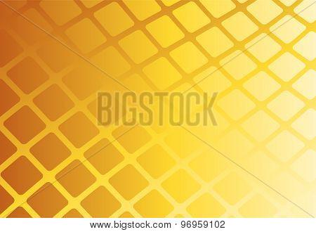 Yellow grid stripe background