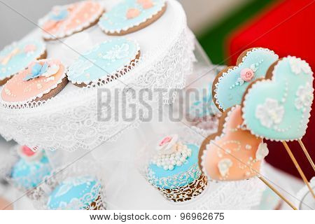 blue candy bar