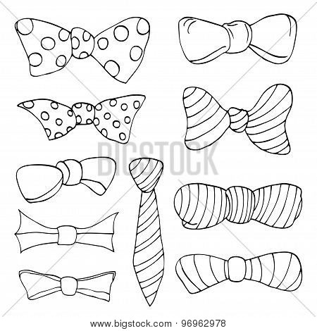 Colorful Bow Tie