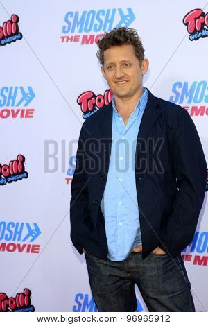 LOS ANGELES - JUL 22:  Alex Winter at the