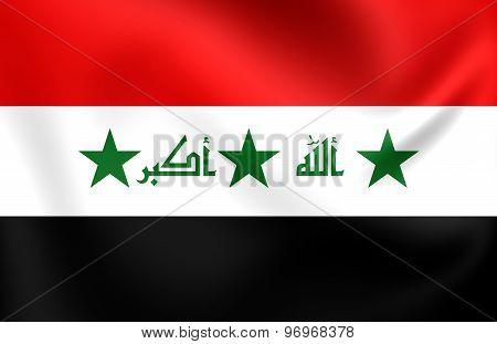 Flag Of Iraq (2004-2008)