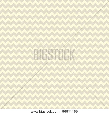 vector Seamless geometric zig zag chevron pattern