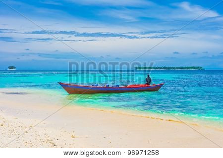 Tropical Islands Landscape