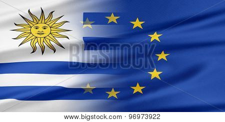 European Union and Uruguay.