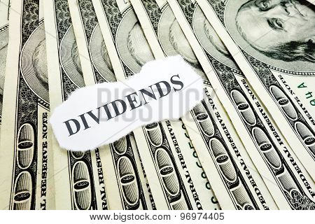 Dividends Money