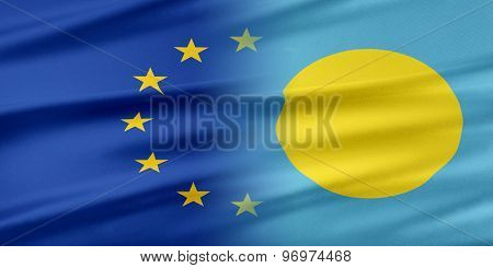 European Union and Palau.