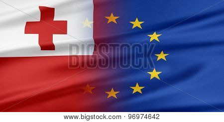 European Union and Tonga.