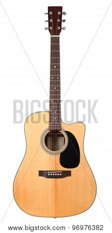 Classic Shape Western Acoustic Guitar