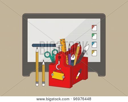 Web, graphic design tools