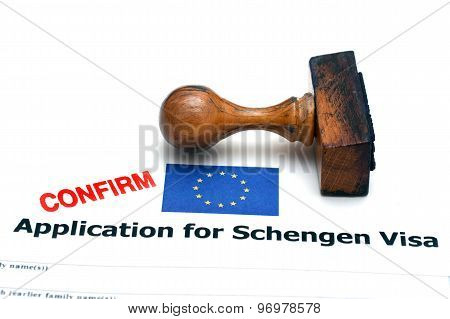 Application For Schengen Visa