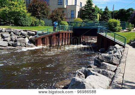 Bridge over the Bear River