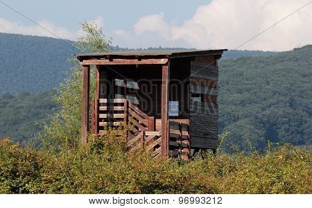 Bird-watching Hut