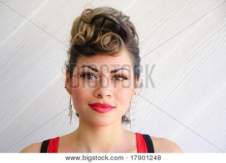 Portrait-tina
