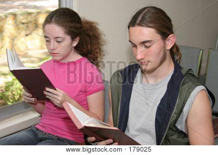 Teens In Church