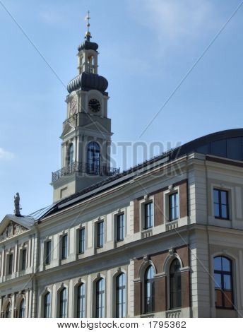 Riga - Town Hall