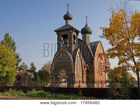 Templet. St.-petersburg. Russia