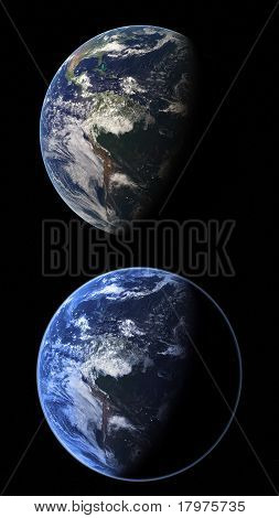 Earth High Resolution
