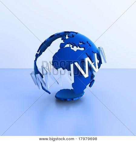 Globe And Www