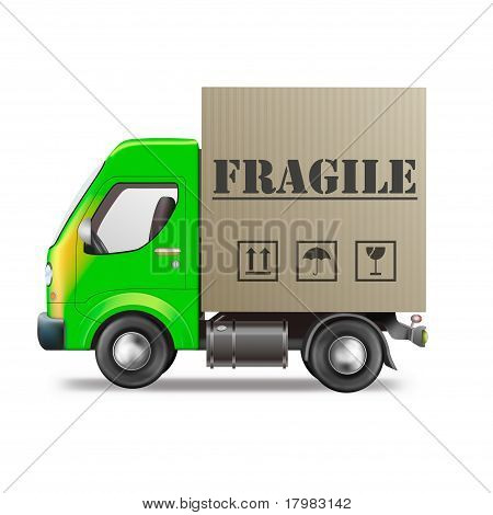 Fragile Delivery