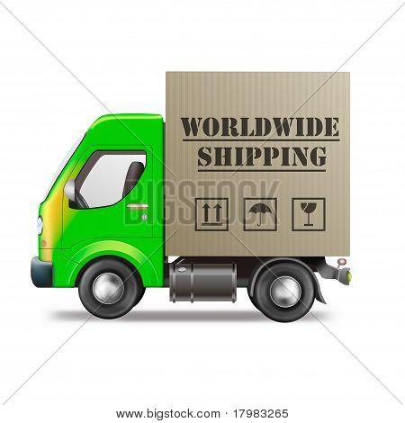 Worldwide Shipping