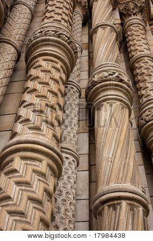 Columns of Texture