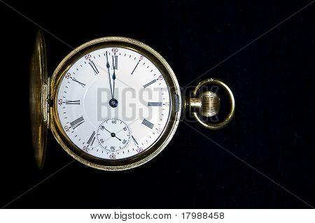 Vintage Gold Pocketwatch