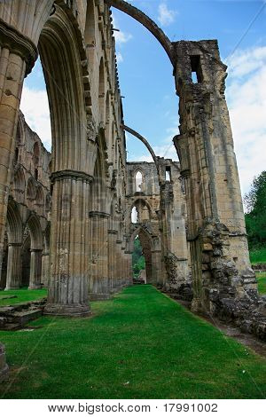 Abbey Of Rievaulx