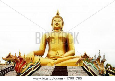 Big Buddha Wat-muang