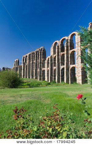 The Miracles' From Mérida Aqueduct ( Emérita Augusta )