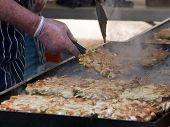 Cooking Kebabs poster