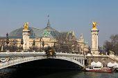 Постер, плакат: Мост Александра III