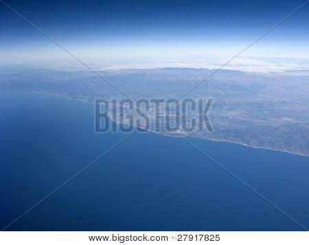 Coast of Ventura County, CA