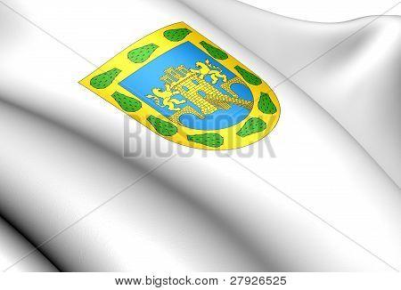 Bandera de la ciudad de México