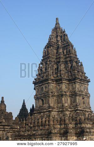 Hindu temple Prambanan