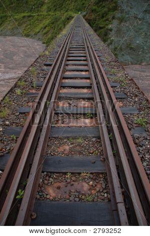 Tren A Las Nubes Rail Track