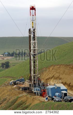 Oilwell Servicing Rig