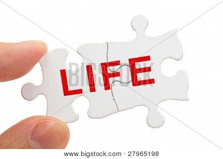 Equilíbrio entre vida