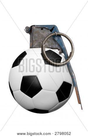 Soccer Ball Grenade