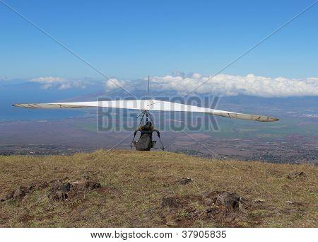 Hang Gliding at Maui Hawaii