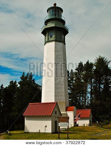 The Grays Harbor Lighthouse
