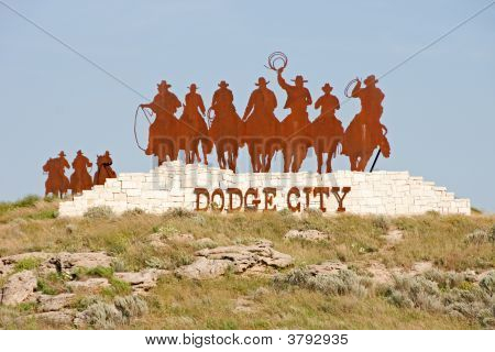 Sinal de Dodge City