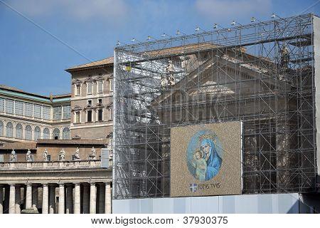 Virgin Mary in Vatican