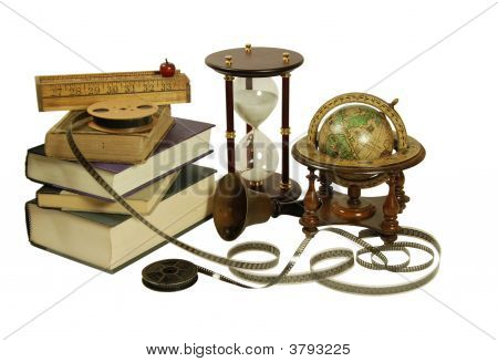 Antique School Items