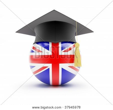 Study In England, Learning English