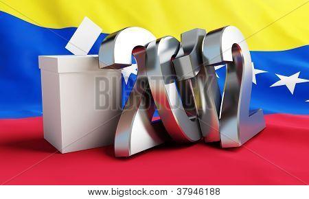 Venezuela 2012 zu stimmen