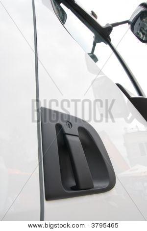 Truck Cabin Door