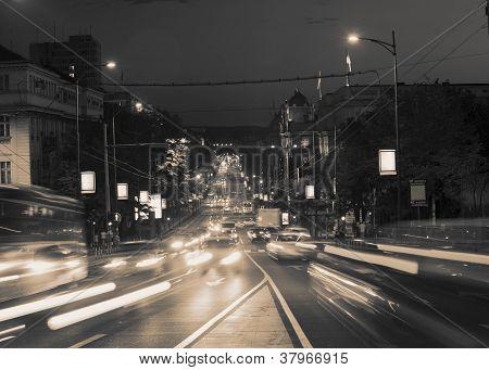 Busy Traffic