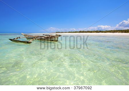 Zanzibar beach